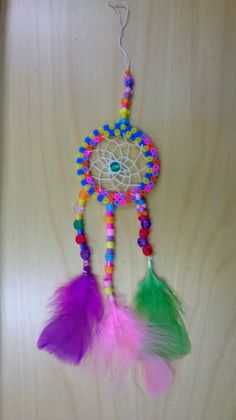 Anna idean kiertää!: Unisieppareita eskareiden kanssa Diy Crafts For School, Dream Catcher, Pokemon, Beads, Cool Stuff, Anna, Home Decor, Corona, Projects To Try