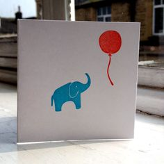 What story does the Elephant tell the balloon? £1.00