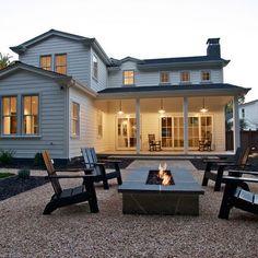 Contemporary Farmhouse - traditional - patio - san francisco - KCS, Inc.