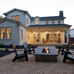 Contemporary Farmhouse - traditional - patio - san francisco - KCS, Inc.