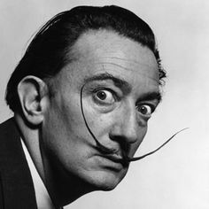 The Dali #moustache