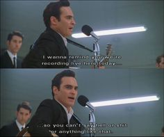 Johnny & June (Walk the Line, 2005)