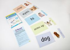 My Baby Can Read with sliding word cards! My Baby Can Read, Phonics Cards, 50 Words, Baby Learning, Picture Cards, Together We Can, Baby Fever, Your Child, Entertaining