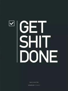 Simple message, but what most people fail to do! http://www.theincomefromhome.com