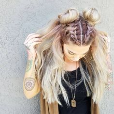 45 Easy Hairstyles For Spring Break Rapunzel Rapunzel Let Down Your Long Hair Hair, Long hair styles, Hair styles Pretty Hairstyles, Girl Hairstyles, Hairstyle Ideas, Latest Hairstyles, Cute Braided Hairstyles, 2 Buns Hairstyle, Rocker Hairstyles, French Plait Hairstyles, Spring Hairstyles
