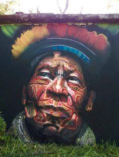 Street Art by Adrian Takano