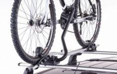 Mitsubishi Bike Carrier, Aluminium - MZ313538