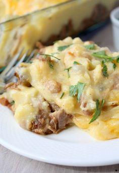 Mexican Polenta Casserole   http://www.thekitchenpaper.com/mexican-polenta-casserole/