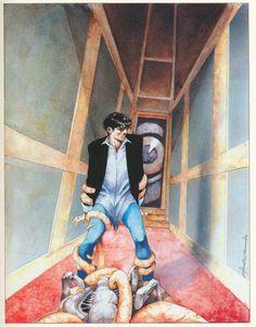Dylan Dog by Corrado Roi