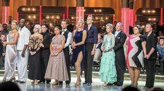 Galleri: Se Vild med dans-kjolerne program 8 | BILLED-BLADET