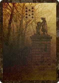 Bear:  Wizard Laird Lenormand