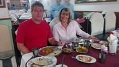 At the spicy eateries in the sacred city of Varanasi tasting the mouthwatering cuisines of the Spiritual Capital of India.