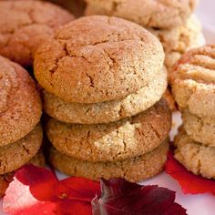 Click for a delicious ginger cookie recipe.