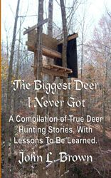 A great book for the green deer hunter just starting out.