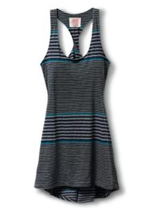 Sidewalk Stripes Tank Dress - QUIKSILVER