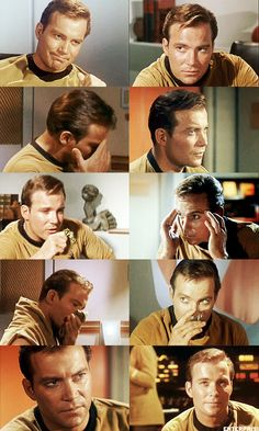 Star Trek (TOS): Captain Kirk