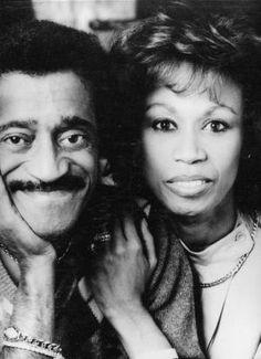 Sammy Davis Jr. & wife Altovise