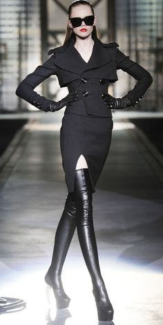 gloves and boots ♥✤ | Keep the Glamour | BeStayBeautiful