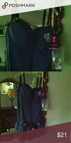 NWT Sexy police officer Costume dress-up Outfit Sz 1X,includes play handcuffs Intimates & Sleepwear