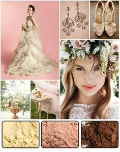 Look picture perfect on your wedding day. www.youniqueproducts.com/girliegirlmakeup #weddingmakeup #junebride #younique