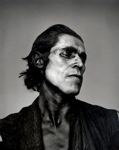 Williem Dafoe by Ruven Afanador
