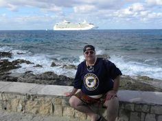 On the Rock Legends Cruise!