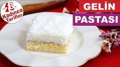 Gelin Pastası Nasıl Yapılır   Gelin Pastası Tarifi   Kolay Pasta Tarifle...