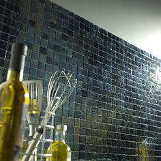 Carreaux de mosa que de verre sur pinterest carrelage mosa que mur en mosa - Pate de verre castorama ...