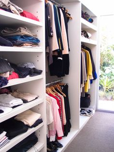 Closet Master Bedroom Closets Design, Pictures, Remodel, Decor and Ideas - page 11