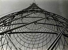 Shukhov Tower by Alexander Rodchenko, 1929. Artist print