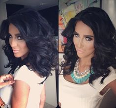 Copy Lilly Ghalichi's statement necklace look for less with Justfab's Pastel Play.