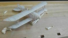 Albatros DV. model