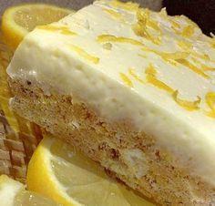 Lemon Recipes, Sweets Recipes, Baby Food Recipes, Food Network Recipes, Food Processor Recipes, Cooking Recipes, Kitchen Recipes, Greek Sweets, Greek Desserts