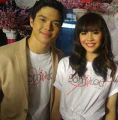 WATCH: Janella Salvador Talks About Possible Kissing Scene with Elmo Magalona in 'Born For You'