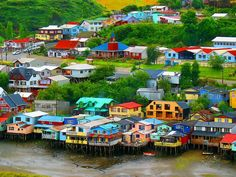 Eat Curanto on the Island of Chiloe - 8 Brilliant Things to do in Chile . Oh The Places You'll Go, Places To Travel, Places To Visit, Chile Tours, South America Travel, Adventure Is Out There, Beautiful Landscapes, Things To Do, Beautiful Places