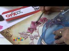 Ateliê na TV - TV Gazeta - 12.03.15 - Mayumi Takushi - YouTube