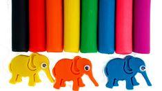Belajar Hewan liar untuk anak-anak - Mainan binatang untuk anak anak #333 Egg Toys, Learning Colors, Make It Yourself, Cats, Gatos, Kitty, Serval Cats, Cat, Cat Breeds