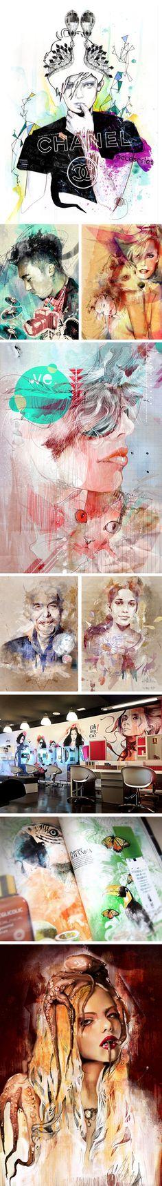 Robert Tirado Illustrator. Jessica Rebelo's blog