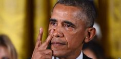 Tears of a Dictator: Obama Cries to push gun control. SO FAKE! Only the Liberal Morons will believe those tears are real. Give me a break Obama!
