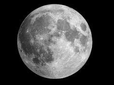 La 'Luna azul' no tiene nada que ver con su color
