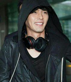 Hyun Bin , cute smile