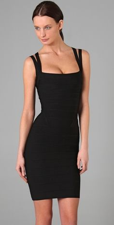 in my dreams is when ill own a Herve Leger.