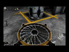 The Talos Principle Walkthrough Chapter 24 and 25 The tower floor 2, 3, ...