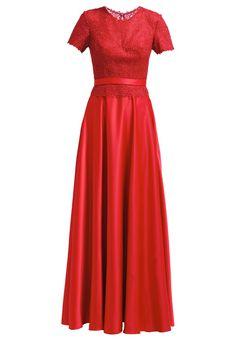 Kleider f r hochzeitsg ste kleid in rosa t nen gast - Zalando kleid rot ...