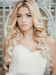 Весільні зачіски для дівчат із довгим волоссям