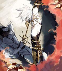 Karna / Arjuna【Fate/Grand Order】