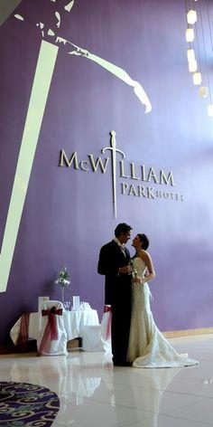 McWilliam Park Hotel is a perfect wedding venue in Claremorris, Mayo, Connaught, Ireland. #weddingvenuemayo