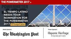 """El Tiempo Latino presentará el primer """"Powermeter 100"""", en reconocimiento a las personas hispanas más influyentes del área metropolitana de DC"""