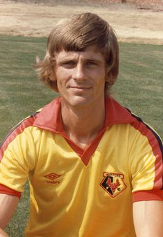 Ross Jenkins of Watford, circa August 1981. Get premium, high resolution news photos at Getty Images