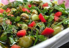 Zahter salatası nasıl yapılır? - Gurme Rehberi